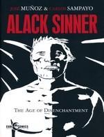 Alack Sinner (TPB): Alack Sinner Vol.2: The Age of Disenchantment.