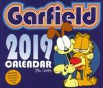 Garfield (Kalender) nr. 2019: Garfield 2019 Day-to-Day Caledar  - TILBUD (så længe lager haves, der tages forbehold for udsolgte varer).