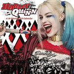 Harley Quinn (Kalender) nr. 2019: Harley Quinn 2019 Wall Calendar.