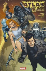 Agents of Atlas (TPB): Agents of Atlas Complete Collection Vol. 1.