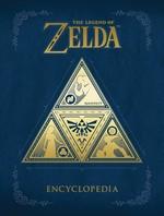 Art - Legend of Zelda (HC) nr. 3: Legend of Zelda - Encyclopedia (Guide Book).