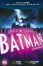 Batman (Rebirth)  (TPB): All Star Batman vol. 3: The First Ally  - TILBUD (så længe lager haves, der tages forbehold for udsolgte varer).