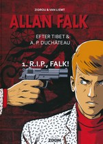 Allan Falk (2016 Serien) (HC) nr. 1: R.I.P., Falk.