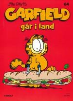 Garfield (Dansk) nr. 64: Garfield går i land.