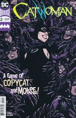 Catwoman vol. 4 (2018) nr. 2.