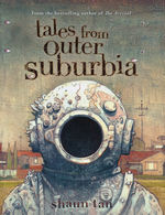 Tales from Outer Suburbia (HC): Tales from Outer Suburbia.