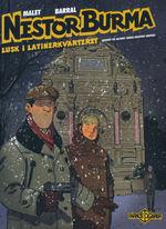 Nestor Burma (HC) (Dansk) nr. 5: Lusk i Latinerkvarteret.