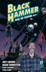 Black Hammer (TPB) nr. 3: Age of Doom Part 1.