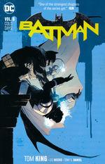 Batman (Rebirth)  (TPB) nr. 8: Cold Days.