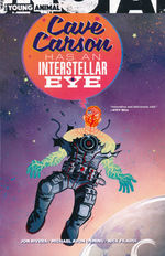 Cave Carson Has a Cybernetic Eye (DC's Young Animal) (TPB): Cave Carson Has an Interstellar Eye.