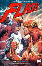 Flash (Rebirth) (TPB) nr. 8: Flash War.