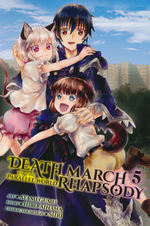 Death March to the Parallel World Rhapsody (TPB) nr. 5.