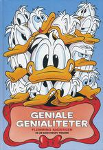 Anders And (HC): Geniale Genialiteter: Flemming Andersen - 25 år som Disney tegner.