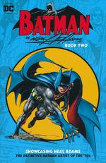 Batman (TPB): Batman by Neal Adams Book Two.