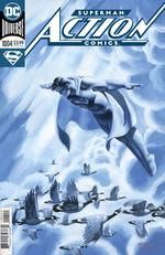 Action Comics nr. 1004: Foil Cover.