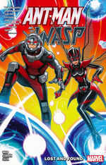 Ant-Man and the Wasp (TPB): Lost and Found.
