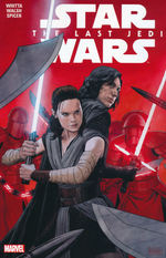 Star Wars (TPB): Star Wars Adaptation: Last Jedi , The.