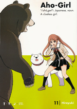 Aho-Girl (TPB) nr. 11: All's Fair in Love and Idiocy.