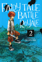 Fairy Tale Battle Royale (TPB) nr. 2: Back Down the Rabbit Hole.