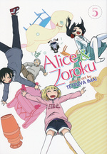 Alice & Zoroku (TPB) nr. 5: Trapped in the Underground!.