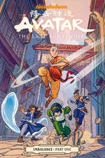 Avatar the Last Airbender (TPB) nr. 16: Imbalance Part 1.