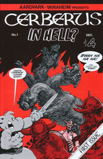 Cerebus One-Shots (2017): Cerebus in Hell #1.