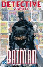 Batman (HC): Detective Comics: 80 Years of Batman - Deluxe Edition.