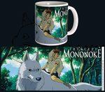Mugs: Studio Ghibli Mug: Princess Mononoke.