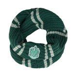 Harry Potter Merchandise: Infinity Scarf Slytherin.