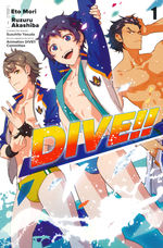 Dive!! (TPB) nr. 1.