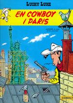 Lucky Luke nr. 79: En cowboy i Paris.