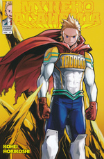 My Hero Academia (TPB) nr. 17.