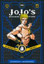 JoJo's Bizarre Adventure (HC) nr. 3: Stardust Crusaders Vol.10.