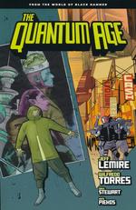 Black Hammer (TPB): Quantum Age Vol. 1.