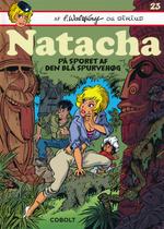 Natacha nr. 23: På sporet af Den blå Spurvehøg (HC).