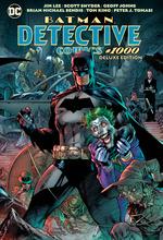 Batman (HC): Detective Comics #1000 Deluxe Edition.