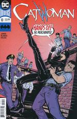Catwoman vol. 4 (2018) nr. 10.
