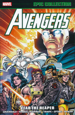 Avengers (TPB): Epic Collection vol. 23: Fear the Reaper (1992-1993).