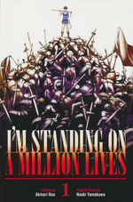 I'm Standing on a Million Lives (TPB) nr. 1.