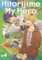 Hitorijime My Hero (TPB) nr. 4: Delicate Joy, A.