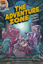 Adventure Zone, The (TPB) nr. 2: Murder on Rockport.