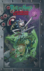 Rick and Morty: Rick and Morty vs. Dungeons & Dragons Slipcase.