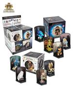 Harry Potter Merchandise: Harry Potter/Fantastic Beasts Magical Creature Mystery Cube Statues 9cm.