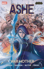 League of Legends (TPB): Ashe - Warmother.