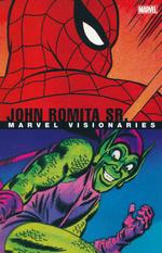 Marvel Visionaries (TPB): John Romita Sr..