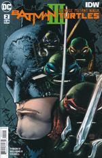 Batman/Teenage Mutant Ninja Turtles III (2019) nr. 2.