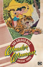 Wonder Woman (TPB): Wonder Woman: The Golden Age vol. 3.