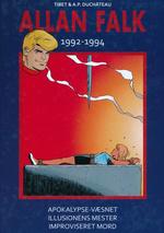 Allan Falk (HC): 1992-1994.