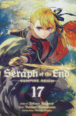 Seraph of the End - Vampire Reign (TPB) nr. 17.