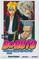 Boruto - Naruto Next Generations (TPB) nr. 6: Karma.